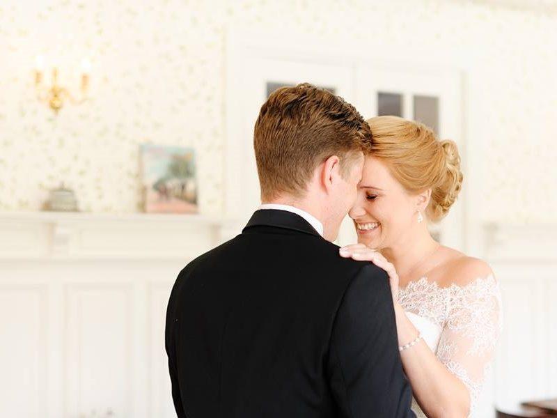 Öppet hus med Bröllopstema