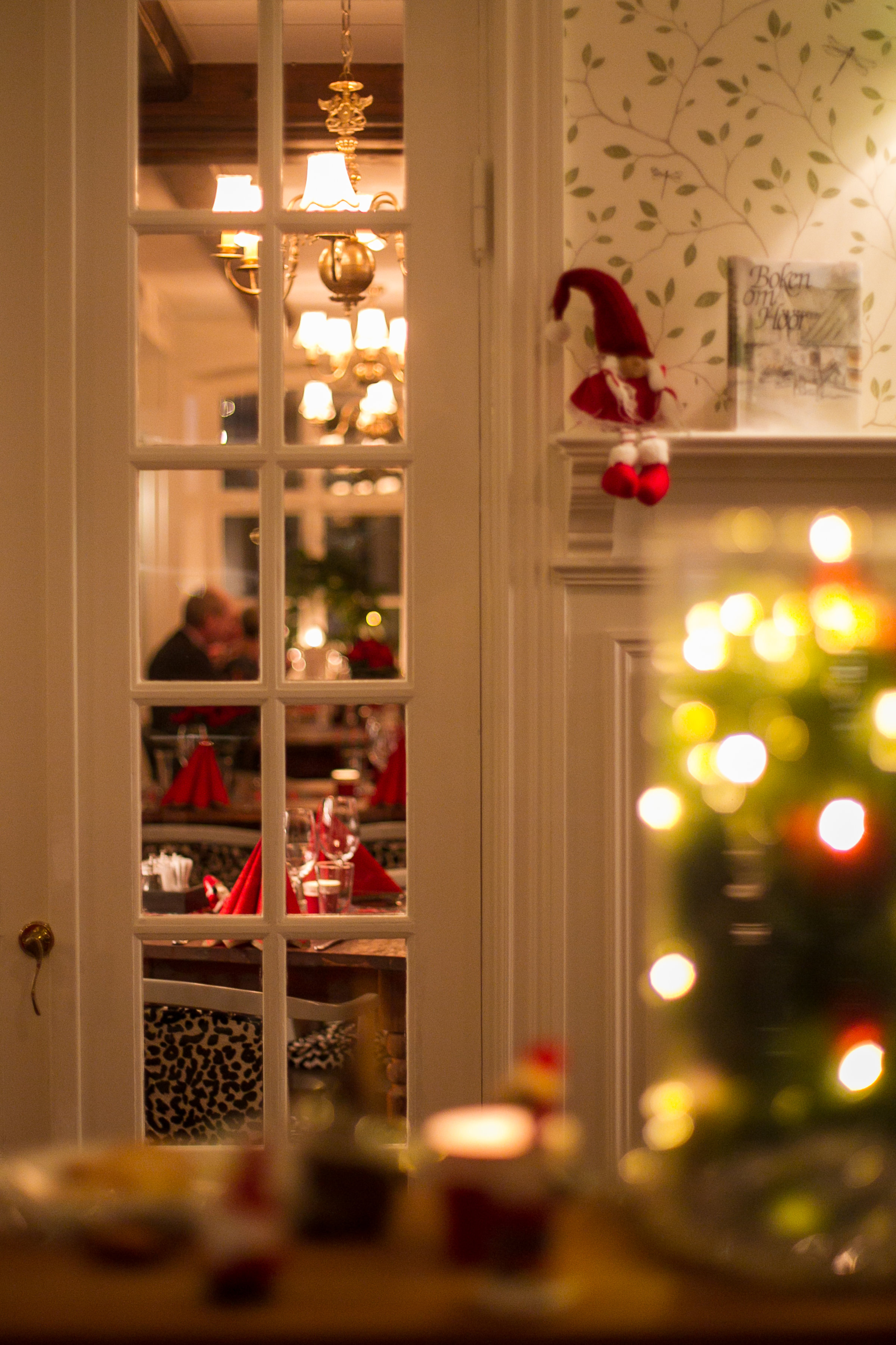 Upplev en magisk jul