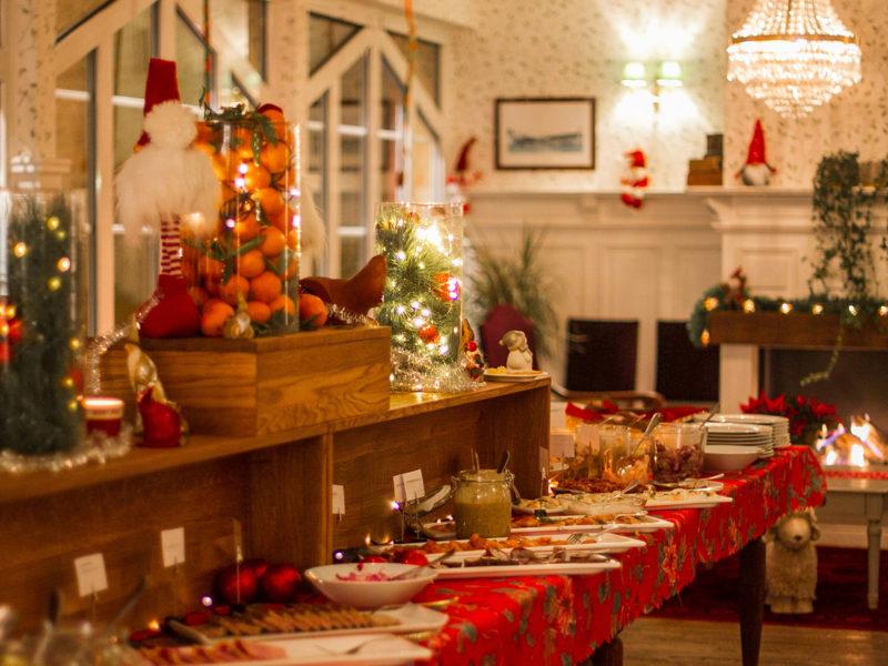 Julbord på Höörs Gästgifwaregård